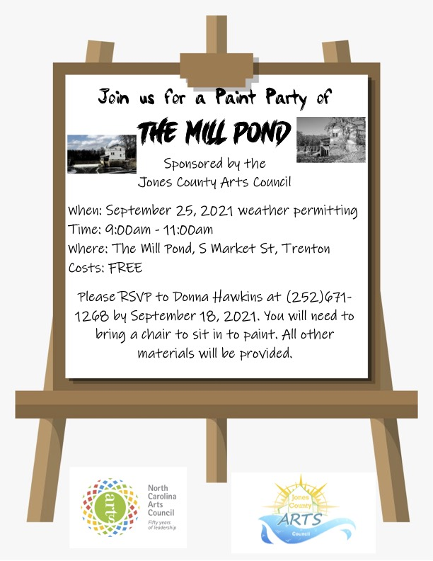 Paint Party of the Mill Pond